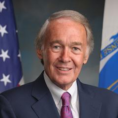 Photo of Senator Markey