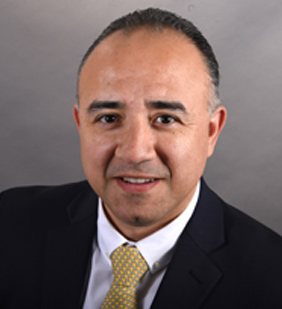 Assistant Dean of Budget and Operations, Carlos Henriquez
