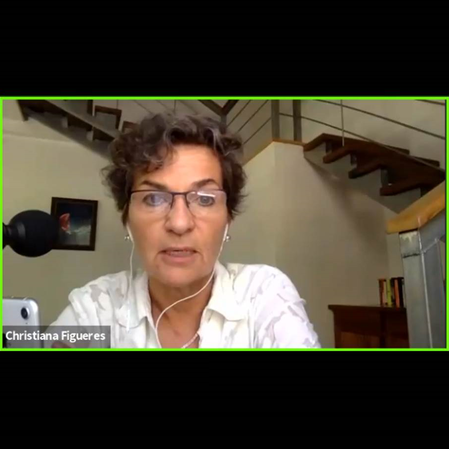 Living on Earth, Christiana Figueres