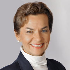 Christiana Figueres in The Future We Choose